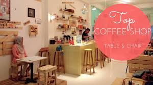top coffee shop table and chair sets ideas youtube