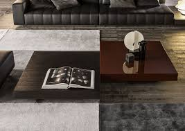 Exotic Coffee Tables by Contemporary Coffee Table Exotic Wood Square By Rodolfo
