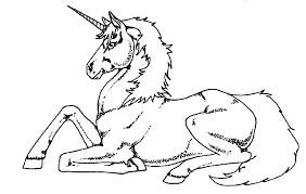 fancy unicorn coloring page u0026 coloring book