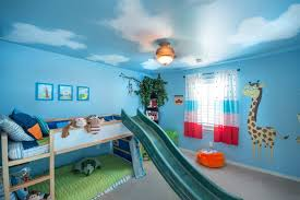 Brilliant Kids Bedroom Paint Ideas Painting Blue Intended Decorating - Painting for kids rooms