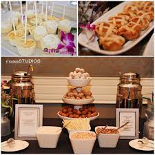 brunch wedding menu food beverage reunion resort wedding