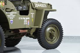 kia military jeep 1941 jeep willys mb military motorcar classics exotic and