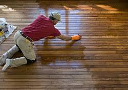 flooring stains advice