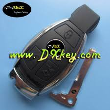 replacement key mercedes replacement remote key for mercedes remote key with 3 buttons