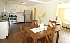 staging a vacant kitchen dining in suffield ct stage c interiors