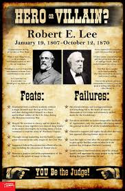 biography of abraham lincoln in english pdf robert e lee hero or villain mini poster rose colored glasses