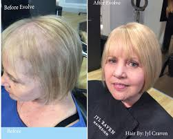 hairstyles for thin hair on head tired of fine or thinning hair we have the solution jyl craven