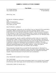 spacing for cover letter 4362