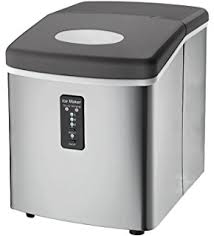 bed bath and beyond ice maker amazon com igloo ice103 counter top ice maker with over sized ice