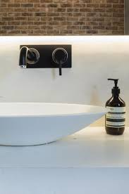 bathroom black and white bathroom industrial luxe industrial