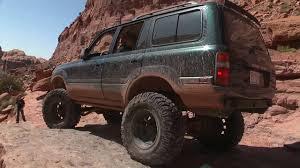 lexus lx450 lift kit yellow hill down pritchett canyon u002797 lx450 land cruiser