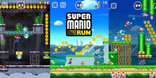 super mario run is now available in store for iphone and