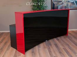 Height Of Reception Desk First Impressions Reception Desk Series Aspire Design Furniture