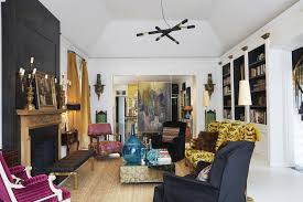 Bright Homes Fussy French To Modern Mix A Home Redefined Through Color