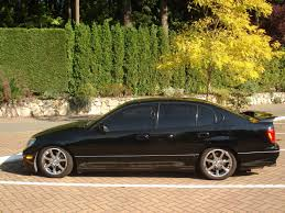 lexus gs300 vancouver fs 604 1998 lexus gs 400 black on black obo