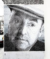 Elegance Black And White Mosaic by Mosaic Mosaic Art Now