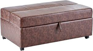 Ottoman Folding Bed Footstool Pouffe Sofa Folding Bed Euprera2009