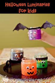 halloween luminaries for kids crafts