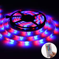 Led Color Changing Light Strips by Ledgle 16 4ft Led Light Strip Led Strip Lights 300leds Smd3528