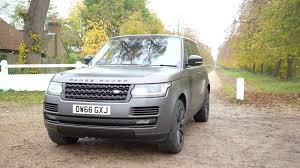 tan range rover range rover tdv6 autobiography living with it