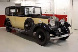 roll royce limousine rolls royce phantom ii 7 seater limousine by hooper u0026 co 1934