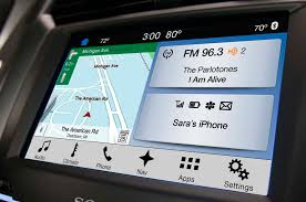 sync 3 debuts on 2016 ford escape and ford fiesta