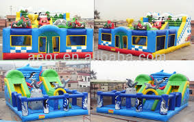 Outdoor Entertainment Center - aeor funny amazing inflatable family entertainment center kids