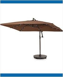 Patio Umbrella String Lights Patio Umbrella With Solar Lights Looking For Patio Umbrella