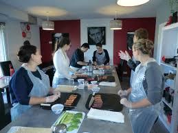 cours cuisine sushi cours de sushi 1 fois par mois sur réservations picture of sen