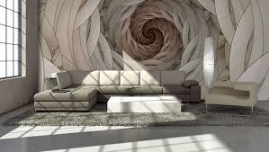 swirls abstract design photo mural wallpapers for home walls by