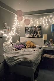 Light Decorations For Bedroom 22 Ways To Decorate With String Lights For The Coolest Bedroom