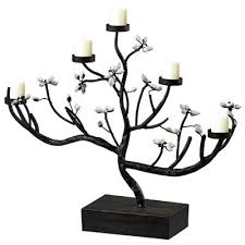 Tree Branch Candle Holder High Point Residential Lighting Review 2012