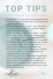 mmsmp bespoke colors miss mustard seeds milk paint