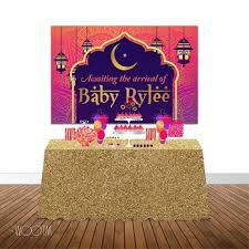 moroccan baby shower cele mai bune 25 de idei despre baby shower pe