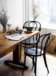 interior inspiration bistro chairs