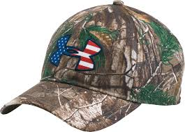 American Flag Camo Hat Under Armour Men U0027s Big Flag Logo 2 0 Hat U0027s Sporting Goods