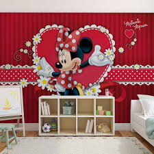 disney minnie mouse wall paper mural buy at europosters original price