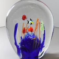 art glass fish ring holder images Murano and italian art glass collectors weekly jpg