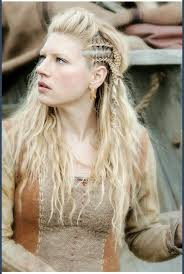 how to do hair like lagatha lothbrok lagertha vikings pinterest lagertha vikings and vikings tv