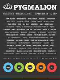 your guide to music at pygmalion 2017 music smile politely