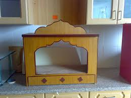 wooden home temple design on 678x549 pooja room mandir designs