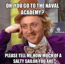 Salty Meme - salty sailor navy memes clean mandatory fun