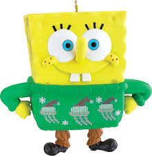 2016 spongebob squarepants carlton ornament from american