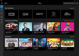 Sling Tv Sling Tv Lets Windows 10 Pc Owners Cut The Cable Cord With New App