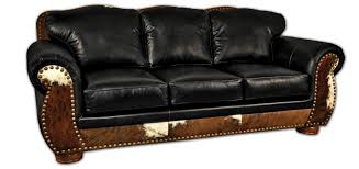 Worn Leather Sofa Furniture Awesome Design Distressed Leather Sectional For