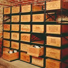 cassette vino cassette di legno a prova di riciclo cose da comprare