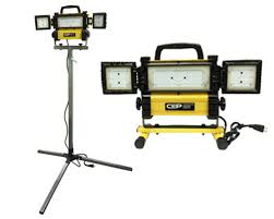 3000 lumen led work light construction electrical products 5270 3000 lumen wide angle led