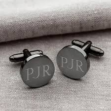 personalized wedding cufflinks personalized and monogrammed cufflinks for groomsmen gifts