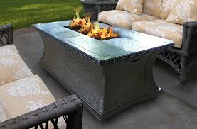 Table Firepit Pits Add Elegants And Comfort To All Seasons Of Your Outdoor