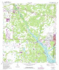 Florida Rivers Map by Myakka River Topographic Map Fl Usgs Topo Quad 27082a3